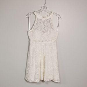 Francesca's collection lace dress